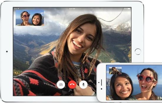 Videobellen in groepen met iOS 11