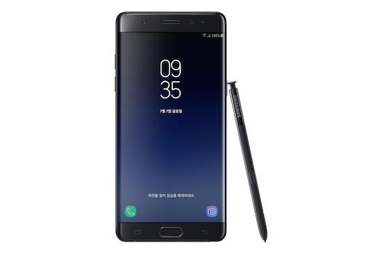 Officieel: Samsung Galaxy Note 7 weer verkrijgbaar