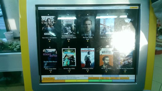 Bizar: illegaal verkregen films anoniem kopen via kiosk