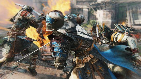 Ridders, Samurai en Vikingen in één game?! Jazekers
