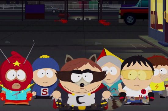 South Park: The Fractured Buthole