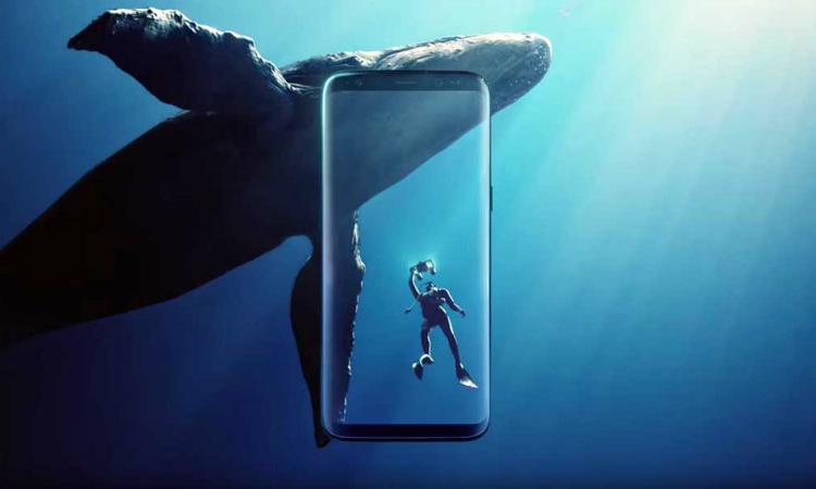 Galaxy S8 Microsoft