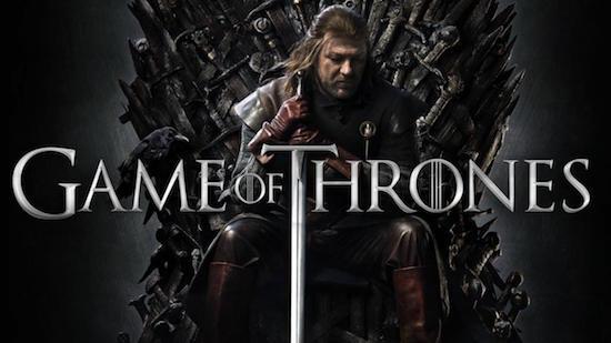 Game of Thrones met onze oude vriend, Ned Stark