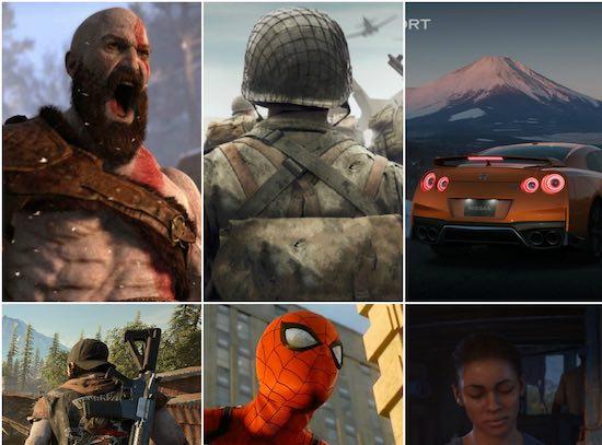 De E3 presentatie van Sony in vogelvlucht