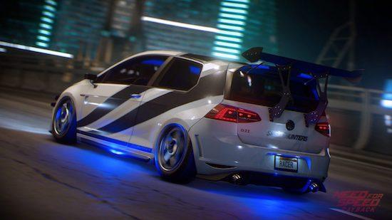 Uitgebreide aanpasmogelijkheden in Need for Speed Payback