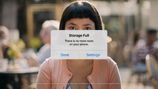 Google Pixel 2 commercial