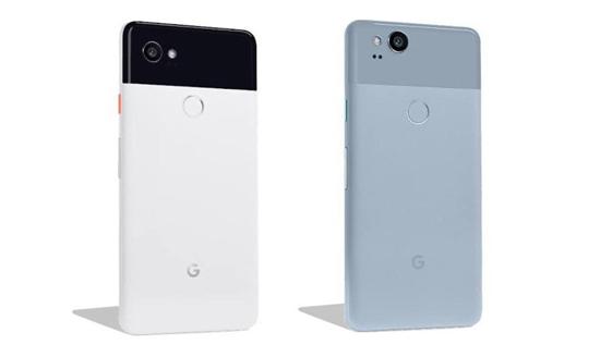 Google Pixel 2 XL en Google Pixel 2