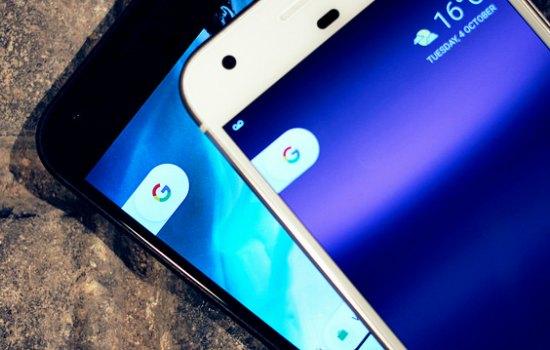 Nieuwe Google Pixel krijgt curved display