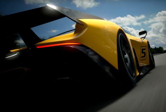 De Fittipaldi EF7 Vision Gran Turismo door Pininfarina