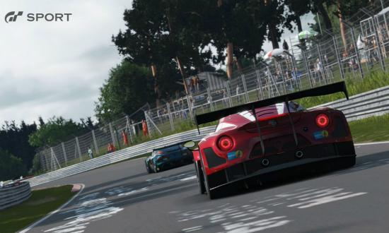 Gran Turismo Sport Beta
