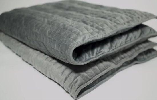Deze deken vermindert stress en angst