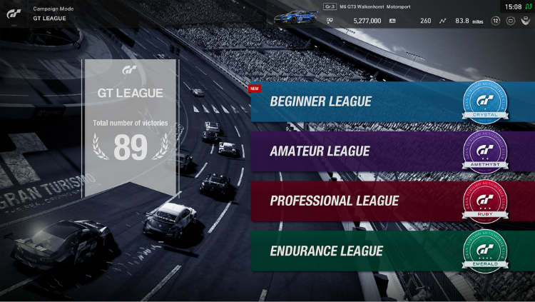 GT League