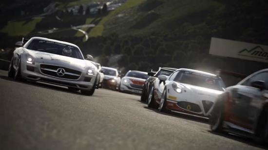 GT Sport online systeem