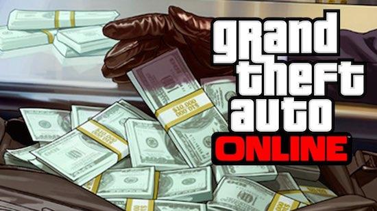 Populariteit Grand Theft Auto: Online verre van over