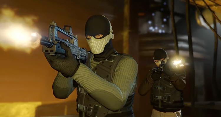 Eindelijk: nieuwe Heists in GTA Online