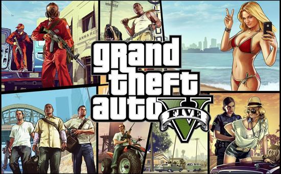 Grand Theft Auto V is oud, maar nog niet uit de mode