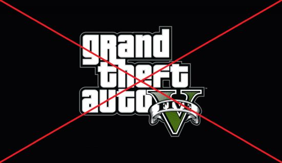 GTA V heeft het verknalt