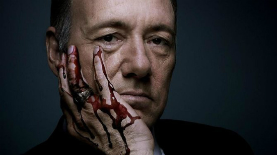 House of Cards opnames