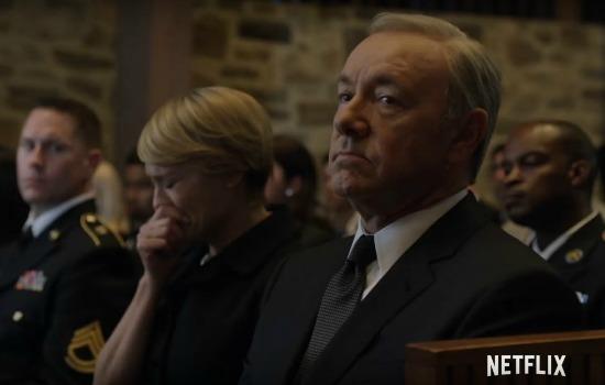 House of Cards seizoen 5 trailer