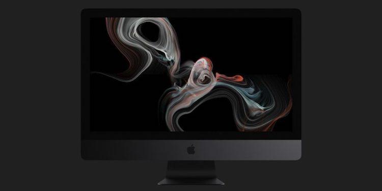 De nieuwe iMac Pro