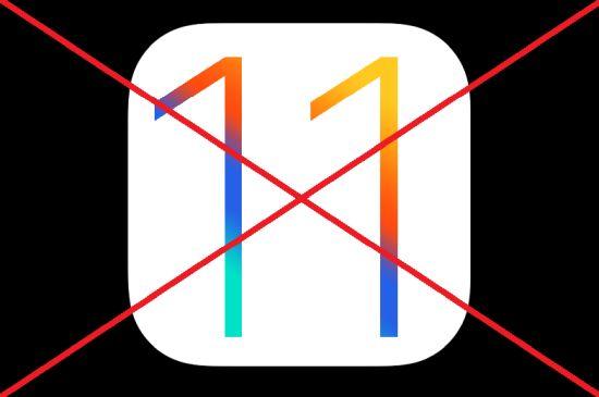 Hackers maakte gehakt van iOS 11.1