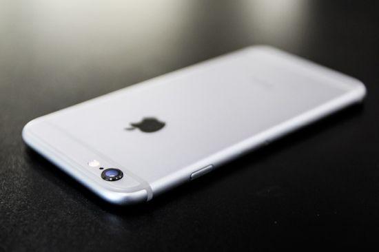 De iPhone blijft het goed doen!