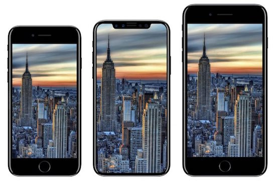 iPhone 7, iPhone 8 en iPhone 7S