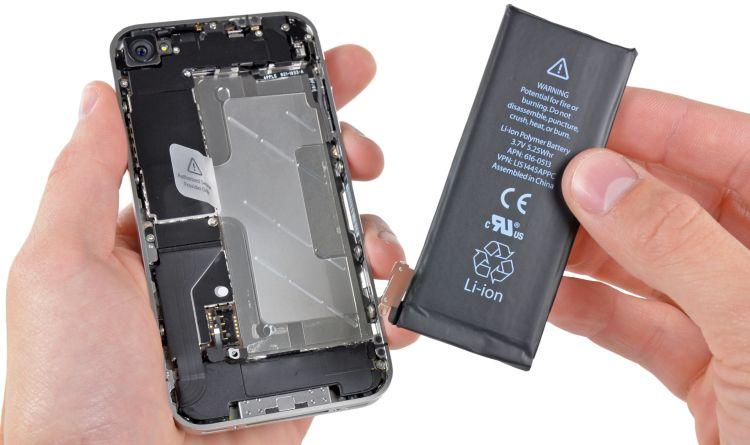 Gooi maar weg, die iPhone