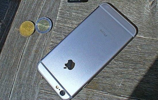 Apple haalt recordomzet met iPhones