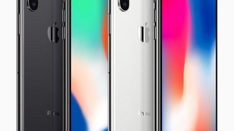 iPhone X kent nog steeds een lange levertijd