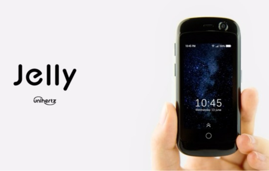Android smartphone Kickstarter