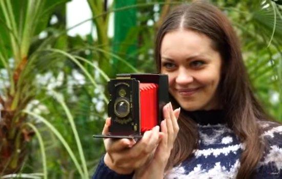 Deze fotocamera is de droom voor iedere hipster