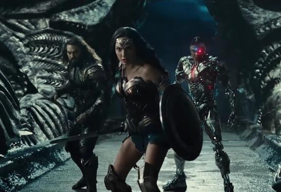 Officieel: de eerste trailer van Justice League
