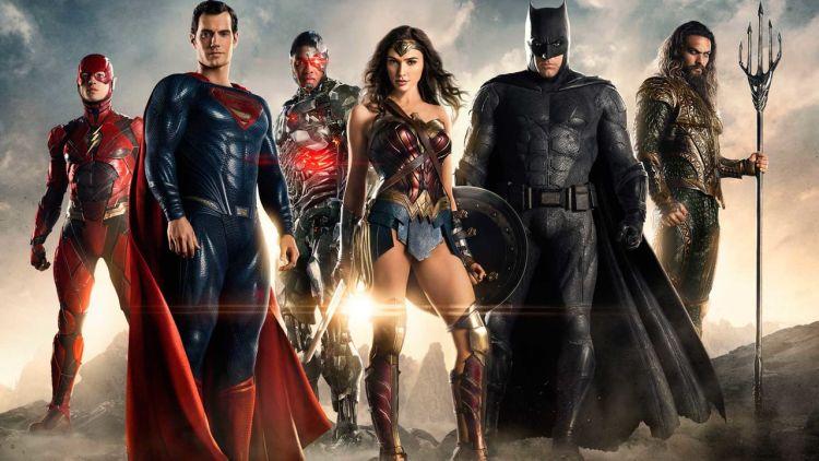 De helden zien er fantastisch uit, maar het script lijkt nergens op