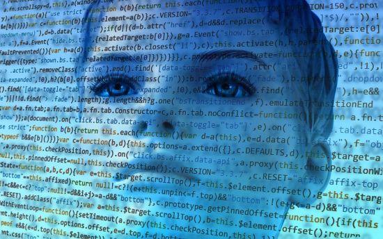 Onlogisch geschreven codeertaal = sci-fi-indicatie