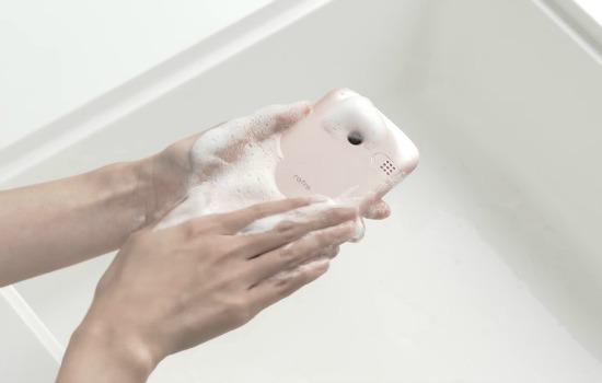 Kyocera hartje zeep