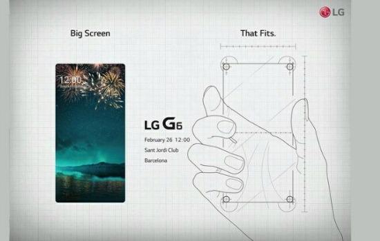 De LG G6 mist een cruciaal stukje marketing