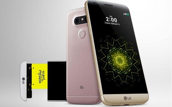 LG doet het uitzonderlijk goed, maar de smartphones willen maar niet verkopen...