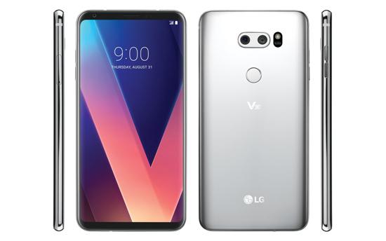 Is de LG V30 de mooiste Android-smartphone van dit najaar?