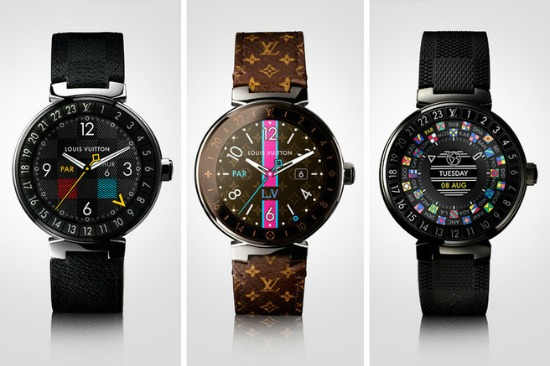 Louis Vuitton horloges