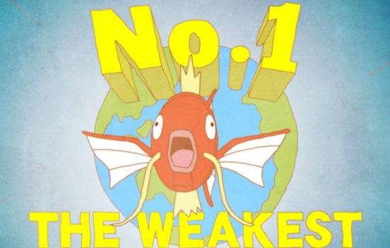 Meest waardeloze Pokémon ooit krijgt eigen theme song