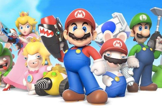 Wat je moet weten over Mario + Rabbids Kingdom Battle