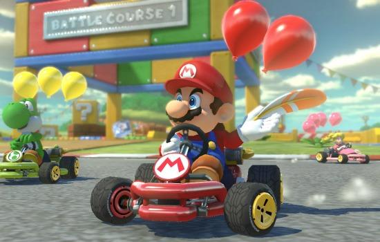 Mario Kart hype