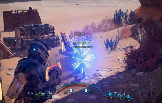 Mass Effect Andromeda in actie