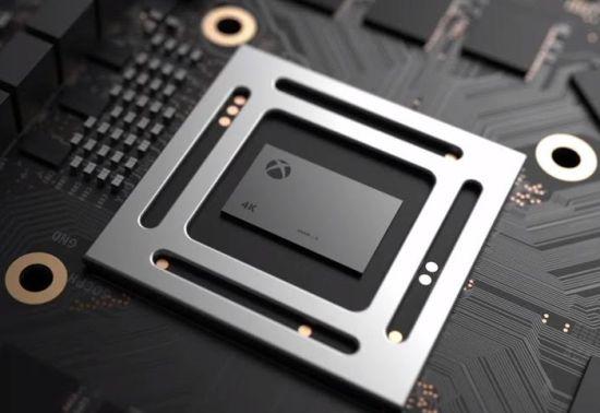 Microsoft Project Scorpio processor