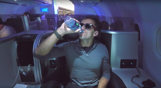 Video: First Class vliegen met JetBlue voelt zo