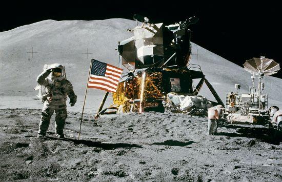 Maanlanding van Apollo 15