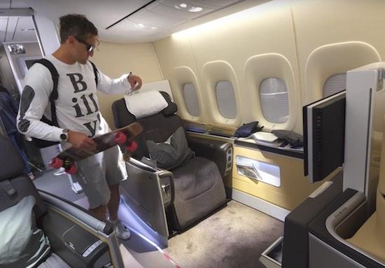 First Class vliegen met Lufthansa ziet er zo uit [video]