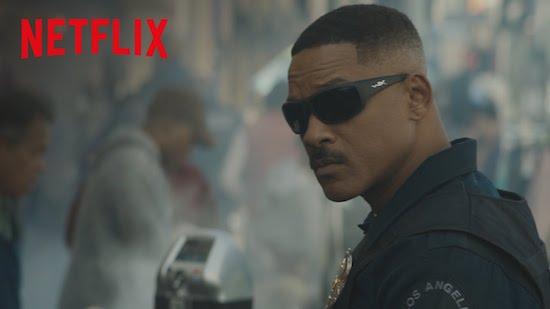Trailer: de nieuwe Netflix-film Bright met Will Smith