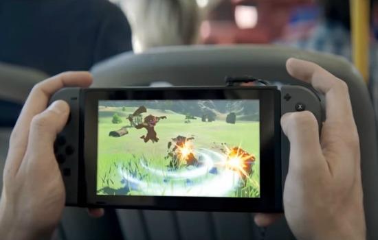 Nintendo Switch accu